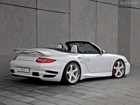 Techart 911 Turbo Cabrio