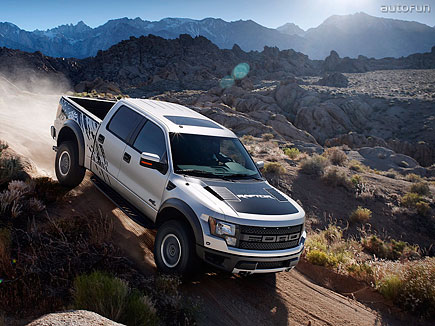 Ford F-150 SVT Raptor Super Crew