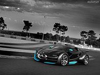 Citroen Survolt Le Mans