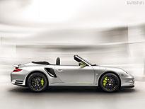 Porsche 911 Turbo S Edition Spyder