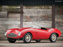 Aston Martin DB24 Competition Spider
