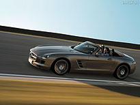 Mrcedes-Benz SLS Roadster