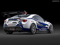 Scion FR-S Race Car