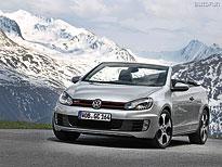 Volkswagen  Golf Cabrio GTI