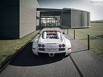 Bugatti Veyron Grand Vitesse Wei Long