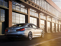 BMW 4 Concept Coupe