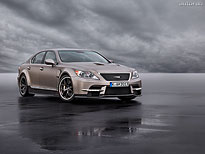 Lexus LS TMG Sport 650