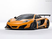 McLaren MP4-12C Can Am Edition Concept