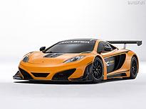 McLaren MP4-12C Can Am Edition Concept