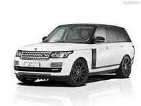 Lumma Range Rover