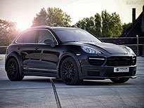 Prior-Design Cayenne