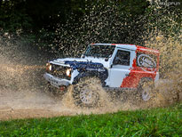 Land Rover Defender Challenge