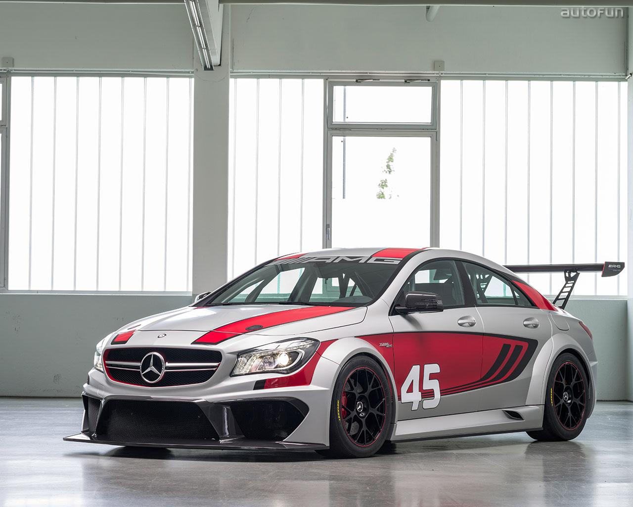 Mercedes-Benz CLA AMG