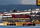 Proč Vettel předjížděl jednoho soupeře za druhým?