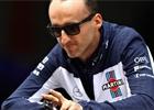 Williams potvrdil Roberta Kubicu jako závodního jezdce