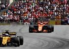 Dodávání motorů McLarenu vytváří podle Prosta na Renault pozitivní tlak