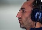 AMuS: Kubica tento týden podepíše s Williamsem