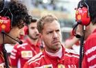 Máme ty správné ingredience, říká Vettel, který nezačal rok nejlépe