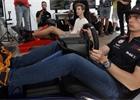 Týmy by podle Verstappena mohly více využívat počítačových závodníků