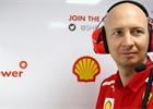 Shell zlepšil efektivitu motoru Ferrari o 20 % za tři roky, říká Benoit Poulet