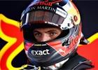 Verstappen: Prvních šest závodů jsem po**al