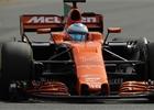 Problémy McLarenu byly podle Alonsa zveličené
