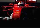 Ferrari to dokázalo! Oba rudé vozy v první řadě GP Ruska 2017