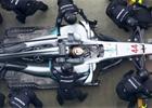 FOTO: Mercedes ukázal vůz pro rok 2017
