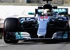 V prvním tréninku byl v Monaku nejrychlejší Hamilton před Vettelem