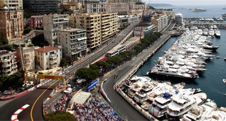 Online: Velká cena Monaka 2017