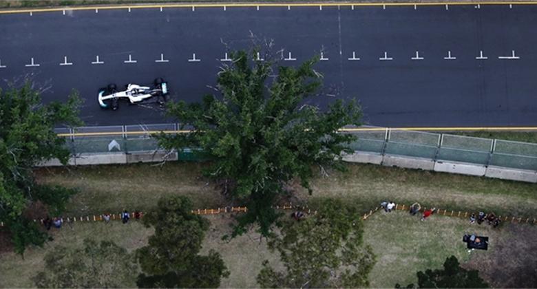 Online: Grand Prix Austrálie 2017