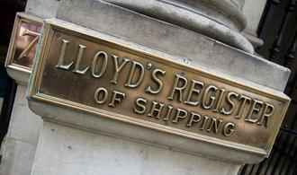 Pojišťovacímu trhu Lloyd's of London klesl zisk o polovinu