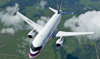 Konec suchojů v Evropě. Irské aerolinky CityJet přestaly létat s ruskými stroji