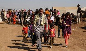 OSN chybí 22 miliard dolarů na pomoc válečným uprchlíkům