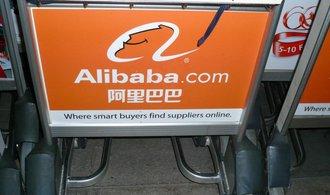 Alibaba pokračuje v agresivní expanzi. Investuje dvě miliardy dolarů do internetového prodejce