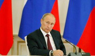 Putin: Porušování pravidel se stává pravidlem