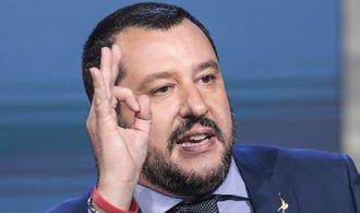 Do roka se rozhodne, zda je Evropa stále jednotná, anebo nikoli, soudí Matteo Salvini