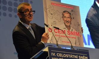 Proč Havel nezavedl prezidentský systém? podivuje se Babiš