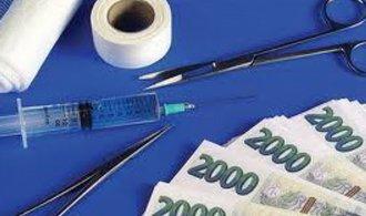 Zdravotní pojišťovny loni vyplatily benefity za miliardu