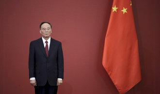 Snad nez�stane jen u slov, reagoval Peking na pro��nsk� prohl�en� �esk�ch �stavn�ch �initel�