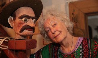 Ve věku 88 let zemřela herečka Květa Fialová