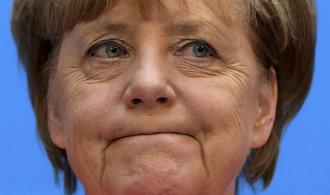 Merkelov�: Brexit je varovn� v�st�el, EU mus� b�t v o��ch ob�an� �sp�n�j��