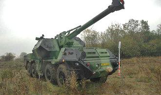 Slovenská armáda dostane houfnice za miliardy