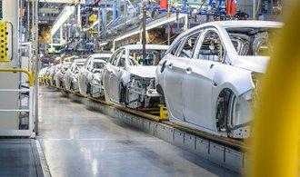 Výroba automobilů v Česku slaví rekord