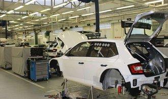 Škoda přesune výrobu své novinky do Německa, varují odboráři