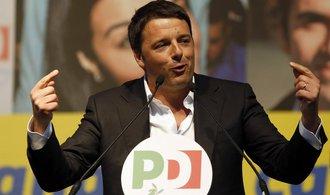 Italský premiér už jednal s prezidentem Mattarellou, spekuluje se o možném nástupci