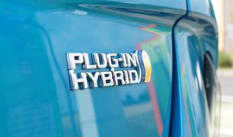 Hybridy ve městě fungují jako elektromobily, ukazuje studie