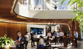 Interaktivní stoly a kanceláře sdílené několika firmami naráz. Čtěte, čím vynikají chytré budovy