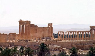 Palmýra pod útokem islamistů, do města míří syrská armáda