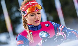 VIDEO: Koukalová udělala jméno českému biatlonu, vydělala miliony korun